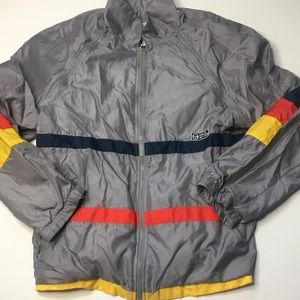 Vintage Sergio Tacchini Track Jacket US size L